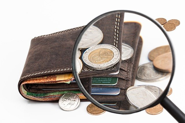 wallet photo